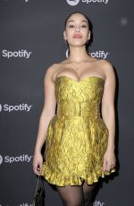 JORJA SMITH at Spotify Best New Artist 2019 in Los Angeles 02/07/2019