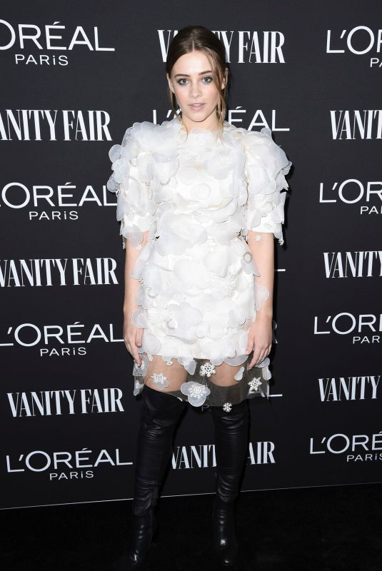 JOSEPHINE LANGFORD at Vanity Fair & L