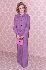 JULIA GARNER at Kate Spade Show at New York Fashion Week 02/08/2019