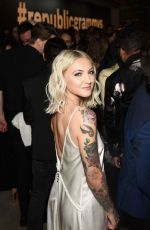 JULIA MICHAELS at Republic Records Grammys After-party in Los Angeles 02/10/2019