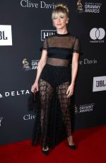 JULIANNE HOUGH at Clive Davis Pre-grammy Gala in Los Angeles 02/09/2019