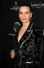 JULIETTE BINOCHE at Globe De Cristal 2019 Ceremony in Paris 02/04/2019