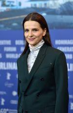 JULIETTE BINOCHE at International Jury Photocall and Pess Conference at 69th Berlinale 02/07/2019