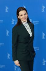 JULIETTE BINOCHE at International Jury Photocall and Pess Conference at 69th Berlinale 02/07/2019