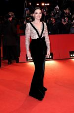 JULIETTE BINOCHE at Kidness of Strangers Premiere at 69th Berlinale 02/07/2019