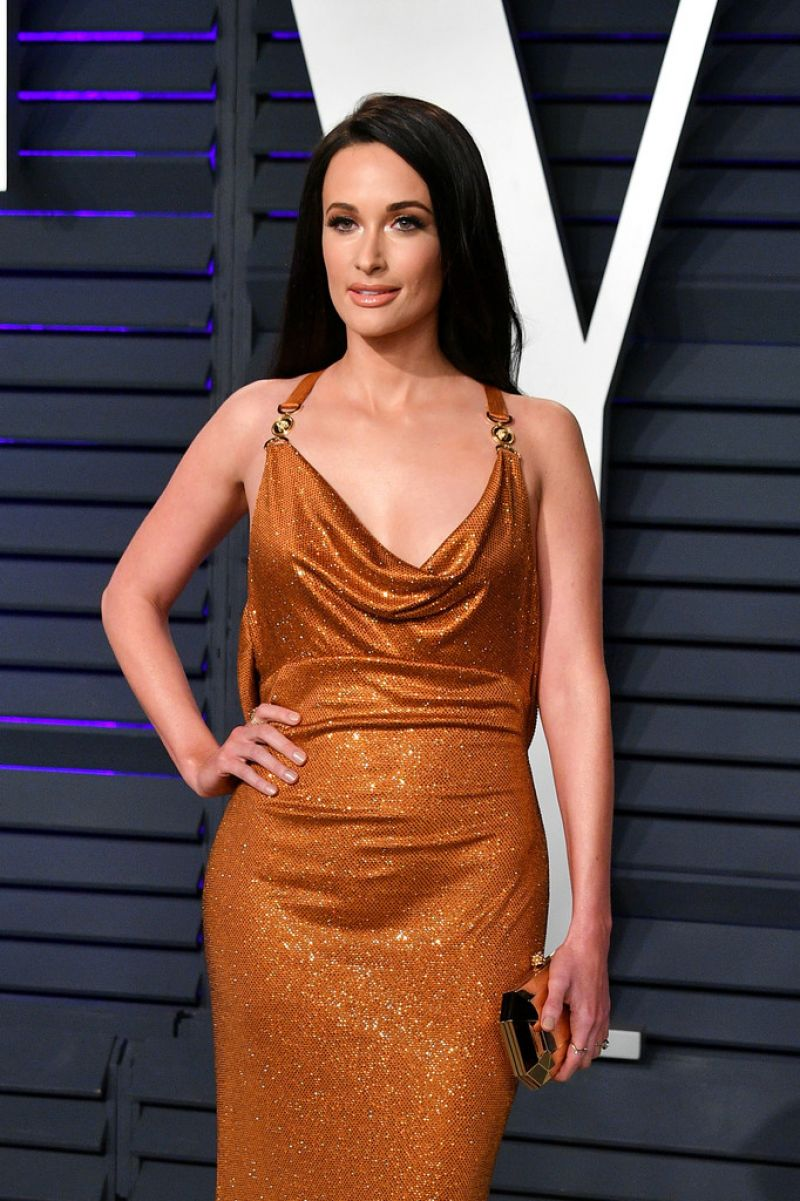 Kacey Musgraves At Vanity Fair Oscar Party In Beverly