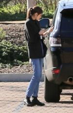 KAIA GERBER at Malibu Country Mart in Malibu 02/06/2019