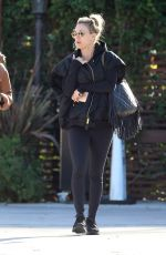 KALEY CUOCO Leaves Sun Cafe in Los Angeles 02/06/2019
