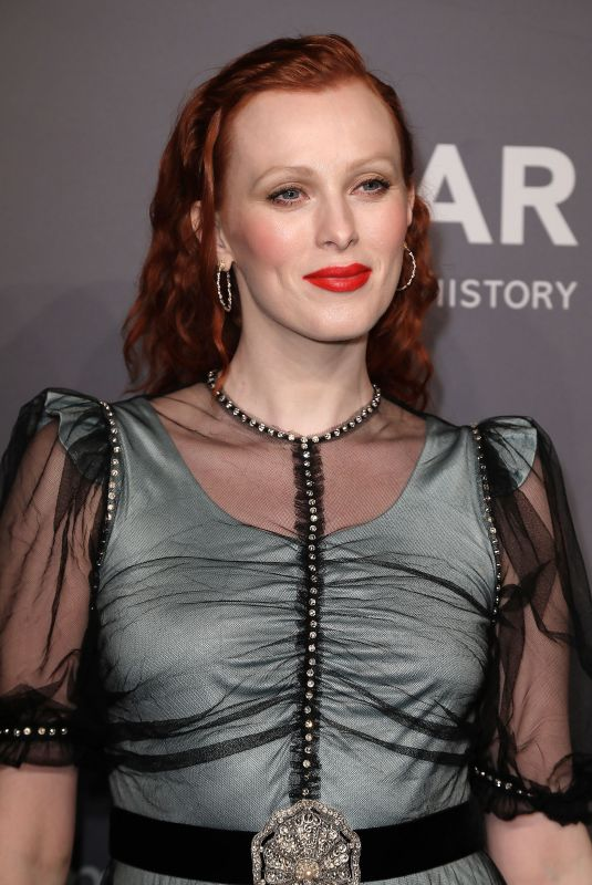 KAREN ELSON at Amfar New York Gala 2019 02/06/2019