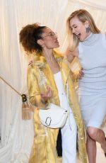 KARLIE KLOSS at Brandon Maxwell Fashion Show in New York 02/09/2019