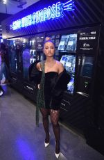KARRUECHE TRAN at Christian Cowan Show at New York Fashion Week 02/12/2019