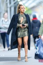 KARRUECHE TRAN Out and About in New York 02/15/2019