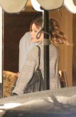 KATE BECKINSALE Arrives at a Hotel in Santa Monica 02/02/2019