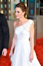 KATE MIDDLETON at Bafta Awards 2019 in London 02/10/2019