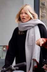 KATE MOSS Out Shopping in London 02/01/2019