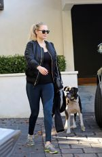 KATE UPTON Leaves a Gym in Los Angeles 02/06/2019
