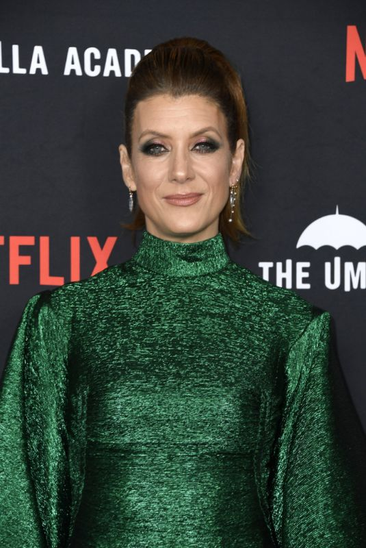 KATE WALSH at The Umbrella Academy Premiere in Hollywood 02/12/2019