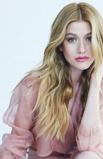 KATHERINE MCNAMARA in The Daily Shuffle, February 2019