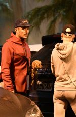 KATY PERRY and Orlando Bloom Night Out in Los Angeles 02/02/2019