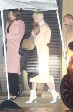 KATY PERRY and Orlando Bloom Night Out in Malibu 02/01/2019