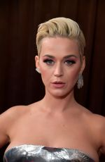 KATY PERRY at 61st Annual Grammy Awards in Los Angeles 02/10/2019