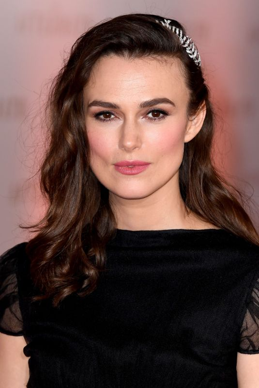 KEIRA KNIGHTLEY at The Aftermath World Premiere in London 02/18/2019