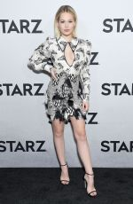 KELLI BERGLUND at Starz 2019 Winter TCA All-star Party in Los Angeles 02/12/2019