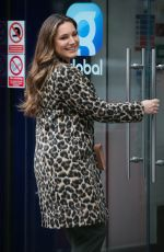 KELLY BROOK Out and About in London 02/11/2019