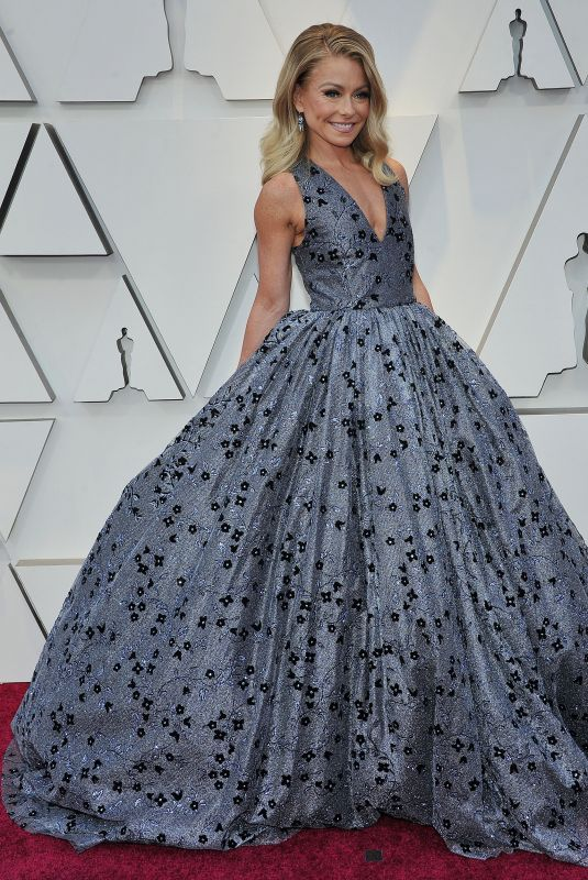KELLY RIPA at 91st Anual Academy Awards in Los Angeles 02/24/2019