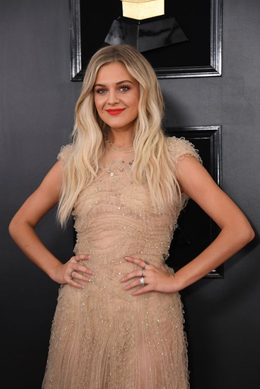 KELSEA BALLERINI at 61st Annual Grammy Awards in Los Angeles 02/10/2019