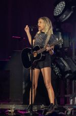 KELSEA BALLERINI Performs at Resch Center in Green Bay 02/15/2019