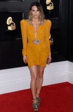 KELTIE KNIGHT at 61st Annual Grammy Awards in Los Angeles 02/10/2019