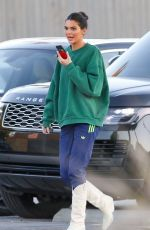 KENDALL JENNER Arrives at Milk Studio in Los Angeles 02/06/2019