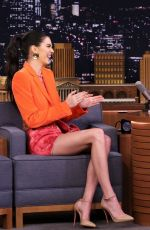 KENDALL JENNER at Tonight Show Starring Jimmy Fallon in New York 02/14/2019