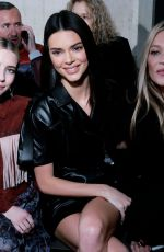 KENDALL JENNER, EMMA ROBERTS and KATE MOSS at Longchamp Show at NYFW in New York 02/09/2019