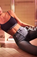 KENDALL JENNER for Calvin Klein Jeans and Underwear, Spring/Summer 2019