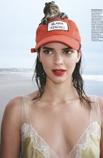 KENDALL JENNER in Allure Magazine, March 2019
