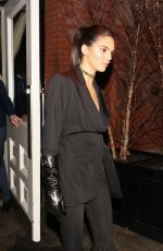 KENDALL JENNER Leaves Her Hotel in New york 02/09/2019