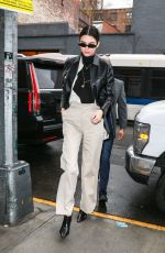 KENDALL JENNER Out and About in New York 02/08/2019