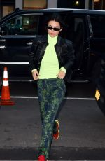 KENDALL JENNER Out in New York 02/08/2019