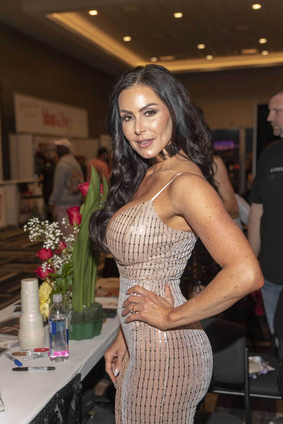 KENDRA LUST at 2019 AVN Expo in Las Vegas 01/24/2019