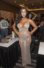 KENDRA LUST at 2019 AVN Expo in Las Vegas 01/24/2019