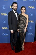 KERI RUSSELL at Directors Guild of America Awards in Los Angeles 02/02/2019