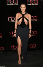 KIM KARDASHIAN Arrives at 2019 Hollywood Beauty Awards in Los Angeles 02/17/2019