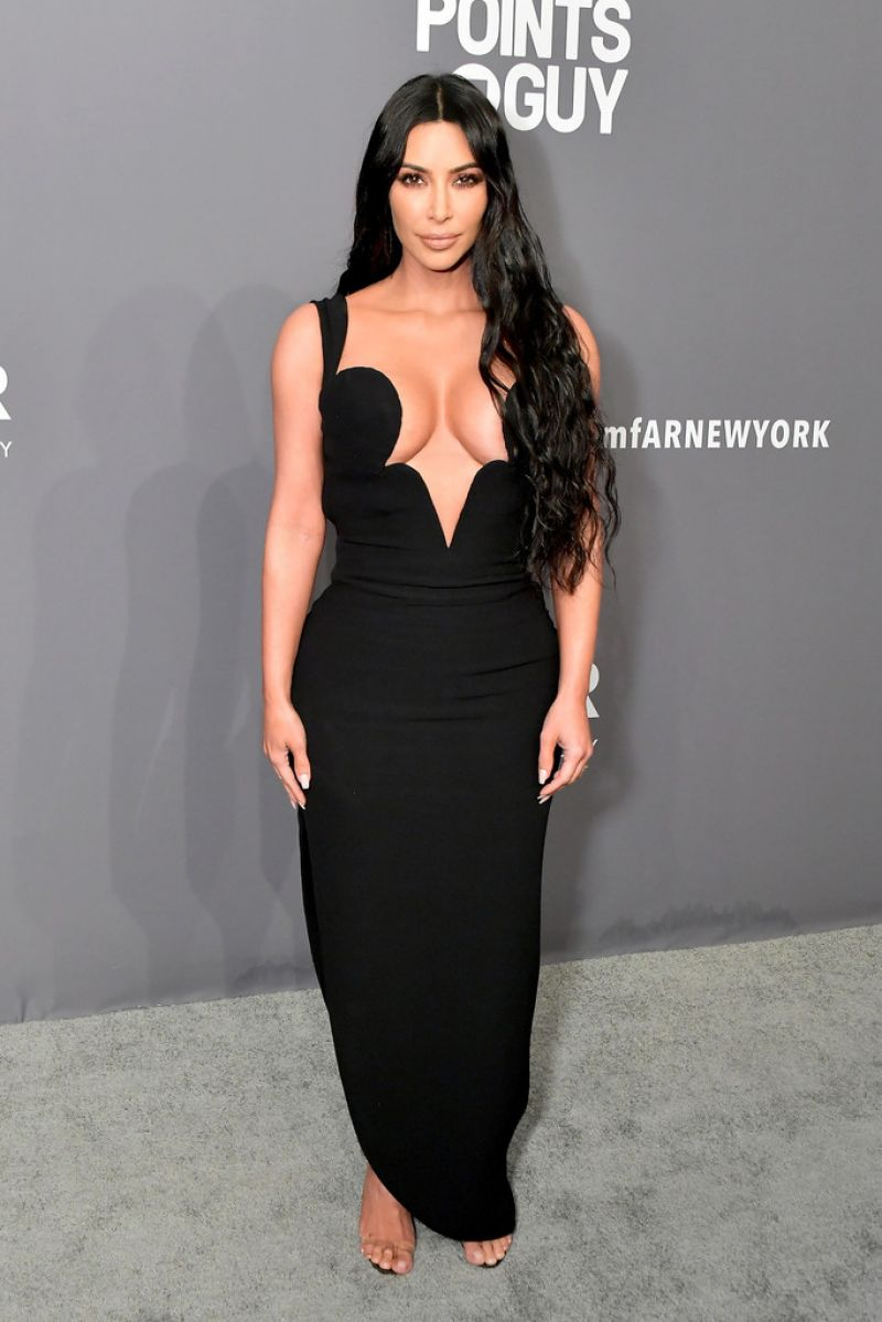 KIM KARDASHIAN at Amfar New York Gala 2019 02/06/2019  HawtCelebs