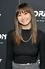 KIMIKO GLENN at The Prodigy Special Screening in New York 02/05/2019