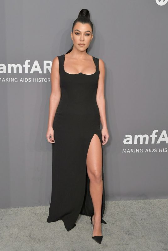 KOURTNEY KARDASHIAN at Amfar New York Gala 2019 02/06/2019