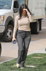 KOURTNEY KARDASHIAN Out and About in Calabasas 02/01/2019
