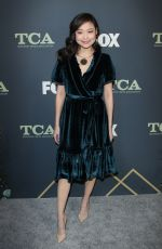 KRISTA MARIE YU at 2019 TCA Winter Tour in Los Angeles 02/06/2019