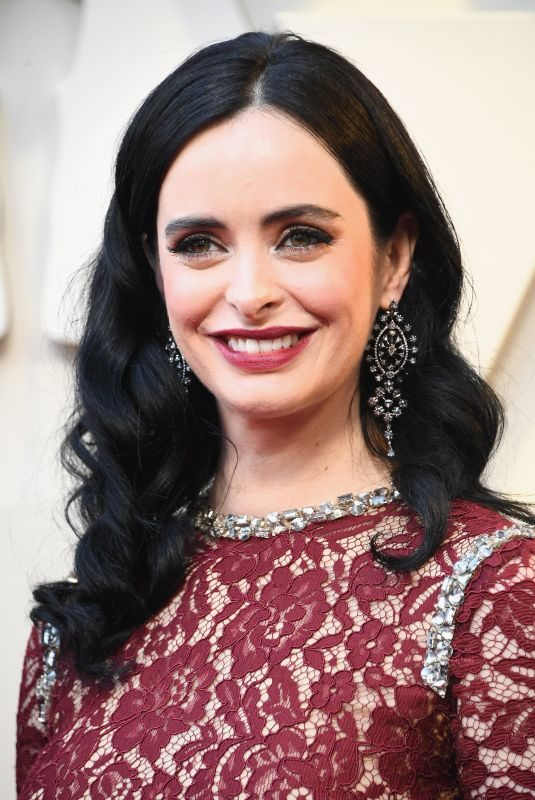 KRYSTEN RITTER at Oscars 2019 in Los Angeles 02/24/2019
